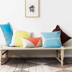 Japanese Cushions Bedroom OYOY Living Design ApS #home