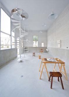 K / kokko by Kimura Matsumoto #house #minimalist #design #minimal