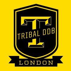 DDBº UK Crests on Typography Served