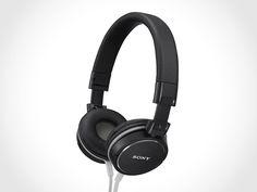 Sony MDR ZX600 Headphones #headphones