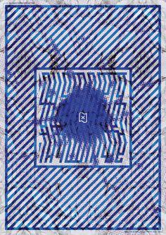 Paperwallet art poster #paper #poster #print #vector