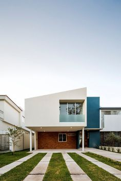 Valle House in Mexico by SVM Arquitectos