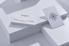 Leman Jewelry Rebranding - Mindsparkle Mag M — N Associates designed Leman Jewelry rebranding. Leman Jewelry stands out as an independent haute couture design brand specializing on diamonds and haute couture design. #logo #packaging #identity #branding #design #color #photography #graphic #design #gallery #blog #project #mindsparkle #mag #beautiful #portfolio #designer