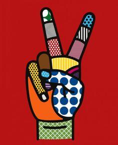 Craig & Karl - Google Think Quarterly #sign #illustration #redman #craig