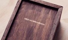 Malabraga | Manifiesto Futura #malabraga #mezcal #wood #futura #monterrey #manifiesto