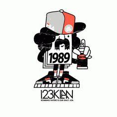 123klan #design