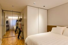 GW Apartment by AMBIDESTRO #ideas #bedroom #interiors