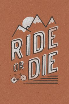 Ride or Die - By Zeke Tucker