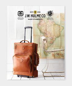 JWH_Catalog350_cover #boynton #luggage #map