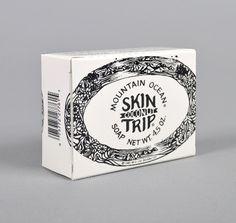 SKIN TRIP COCONUT BAR SOAP :: HICKOREE\'S HARD GOODS