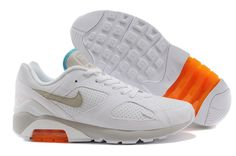 Nike Shoes Air Max 180 Online Orange