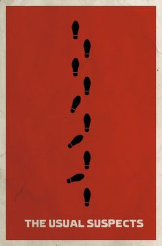 Minimalist Movie Posters | Matt Owen | feel desain