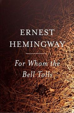 For Whom the Bell Tolls #cover #editorial #book