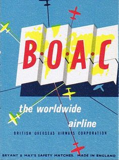 Flickr Photo Download: BOAC #layout