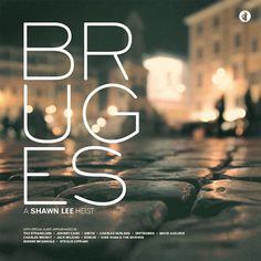 since78.briangossett.com » 2009 » June #cover #bruges #typography