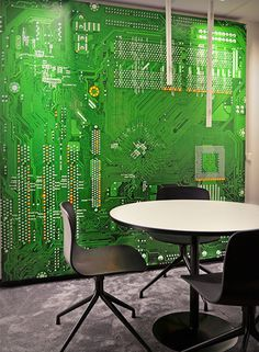 Spotify offices in Stockholm #in #offices #stockholm #spotify