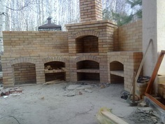 Barbecue | Construction | Krivoy Rog