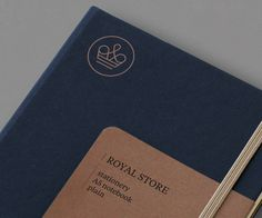 Royal Store on Behance #print #identity