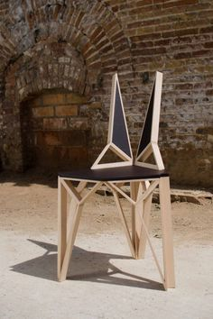 AlterEgo #minimalist #chair #furniture #design