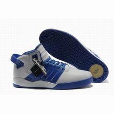 supra skytop iii white blue men sneakers