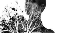illustration, collage