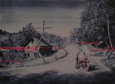 Paco Poment | PICDIT #painting #paint #art #surreal
