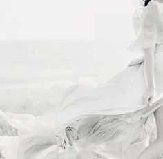 white #fabric #white #woman #photography #fashion