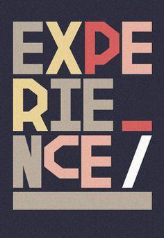 Random Types Design, POGO, creative co. #typography