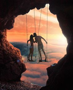 Dreamlike Photo Manipulations by Ronald Ong
