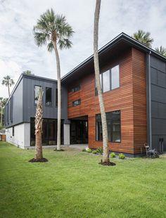 Contemporary Industrial Home in Atlantic Beach, Florida 24