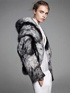 Cara Delevingne for Vogue US November 2013