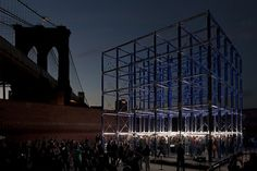 Architecture Photography: Origin / United Visual Artists Origin / United Visual Artists (4) – ArchDaily #architecture