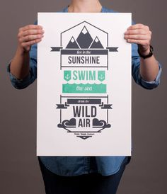 Drink the Wild Air #type