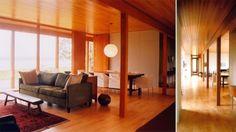 WANKEN - The Blog of Shelby White » Willapa Bay House #interior #washington #design #wood #architecture