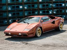 Original 1979 Lamborghini Countach for Sale2 #italian #lamborghini #1979 #car #countach