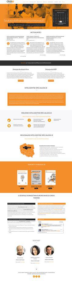 Crido #crido - Dotacje na innowacje #stevedesign