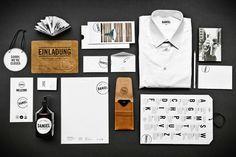 hotel daniel by moodley brand identity #branding #wood #hotel #leather