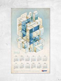 Календарь для компании Газстрой | Веб студия «Xdesign»