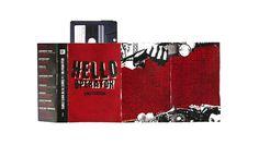 Darrin Higgins #packaging #distressed #cassette #music