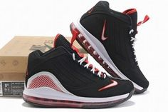 king griffeys black white and red air max 2.5 men shoes #shoes
