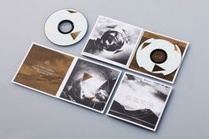 Graphic-ExchanGE - a selection of graphic projects #artwork #packaging #design #music