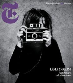 WOMEN'S FASHION - T Magazine Blog - NYTimes.com #cover #camera #magazine