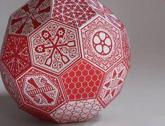 flatball_1_650 #symmetry #patttern