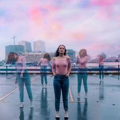 Surreal Portrait Photo-Manipulation by Instagram Star Annegien Schilling
