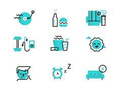 10 Steps #icon #picto #symbol