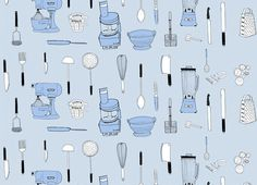 PATTERNS alessandra olanow #illustration