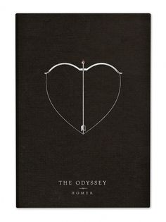 The Odyssey on the Behance Network #design #book cover