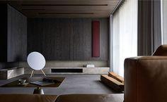 Amazingly Stylish Apartment Combine Asian Minimalism and European Design - InteriorZine #home #decor #interior #apartment