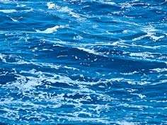 Sea. #blue #sea #mediterrni