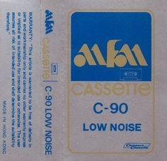 Mr Krum & His Wonderful World Of Bizarre: Blank Cassette Tapes (part 2)
